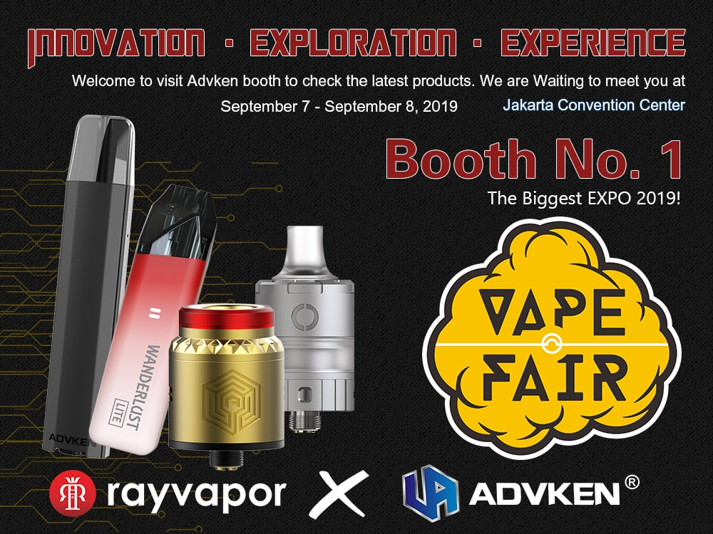 vape fair expo