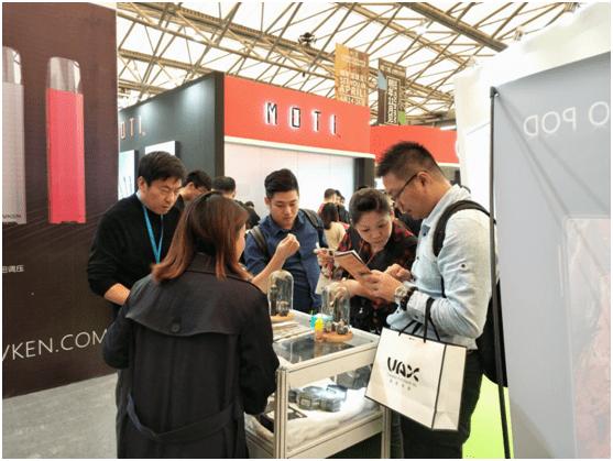 advken IECIE in shanghai