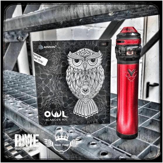 advken owl kit