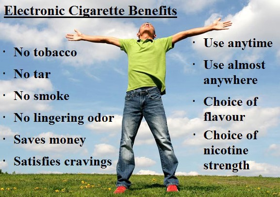 Health benefits of vaping and some vaping facts