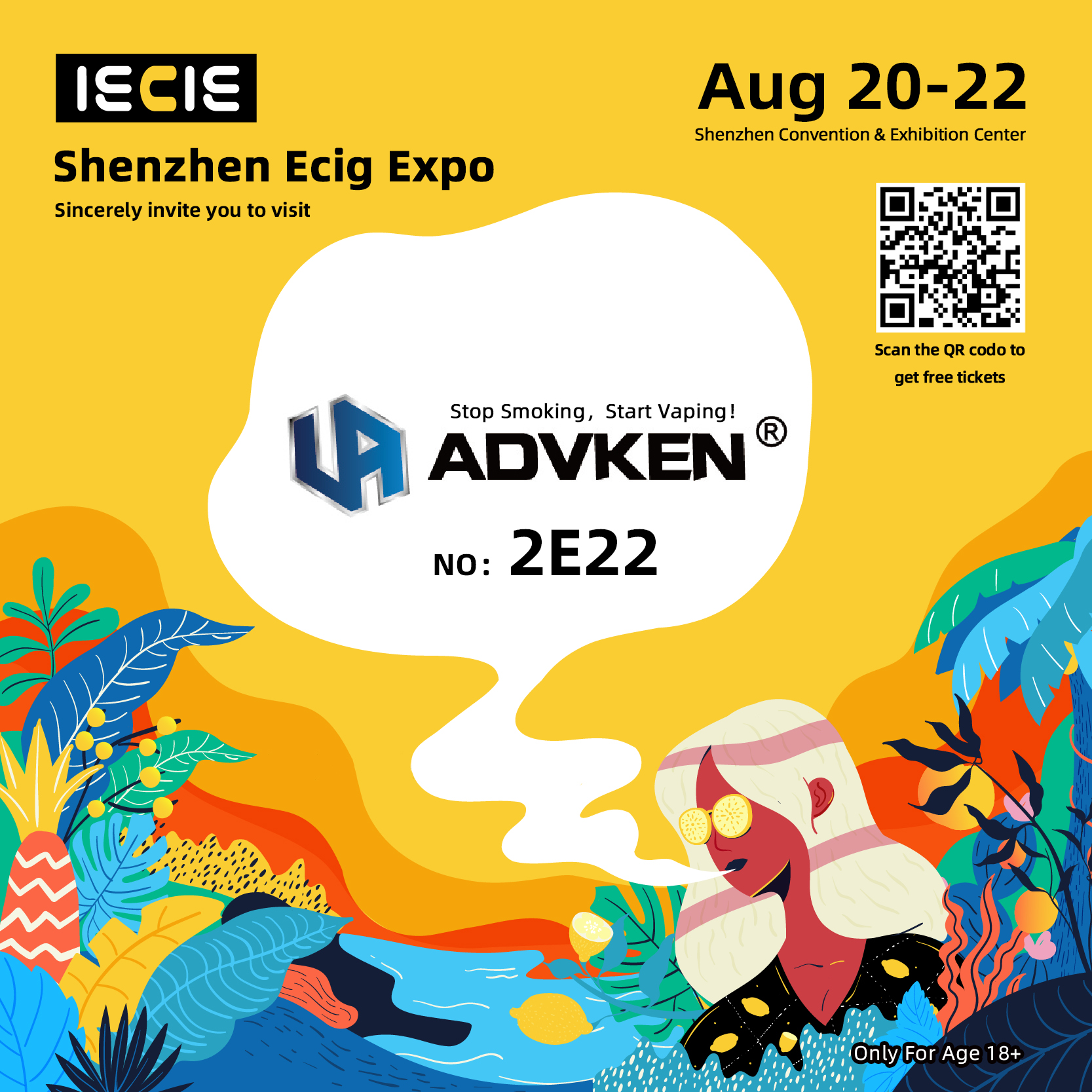 Come and Meet US at the Upcoming-2020 Shenzhen IECIE