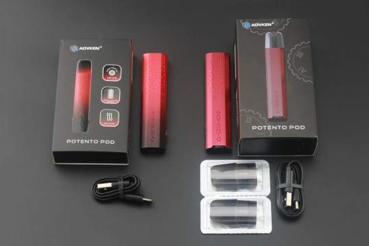 potento pod kit Package Contents