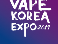 2019 Advken's First Korea Vape Show in July